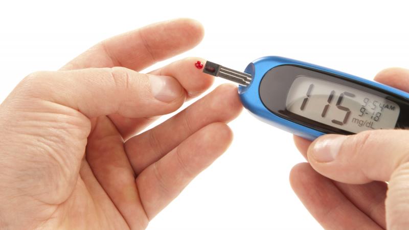 Cukorbetegség :  kockázatbecslő kérdőív